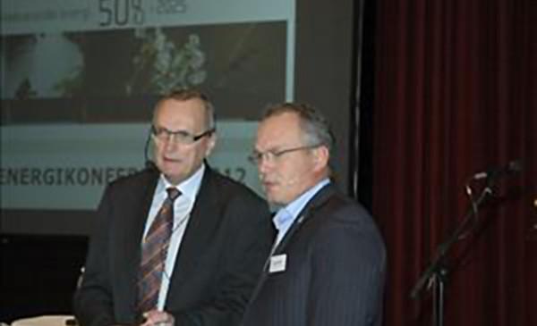 Bent Hansen og Søren Hermansen